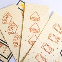 coronas de papel dorado al por mayor-4 unids / set Flamingo / Diamond / Crown / Rose Red / Gold Clips de Papel Lindo Kawaii Bookmark Memo Clip Para Material Escolar Oficina Papelería