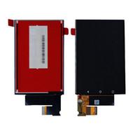böğürtlen dokunmatik ekranlı sayısallaştırıcı toptan satış-1620x1080 Piksel 5.0 Inç Siyah LCD Digitizer Ekran Dokunmatik Ekran Digitizer Parçaları BlackBerry Keyone DTEK70 DK70 Için