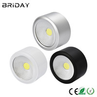 Wholesale downlight cob 14w resale online - Surface Mounted LED Downlights W W W W Dimmable LED Downlight COB Dimmable V V Spot Light Warm Light Neutral White
