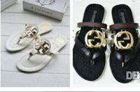 Wholesale Kids Slippers Beach - New Luxury Brand Woman kids Fashion beach shoes sandals Ladies slippers Summer new casual slippers Flat sandals Children's jacket free shipp