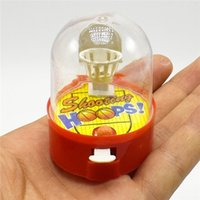 Wholesale Interactive Games Children - Mini Fingers Basketball Shooting Games Parent-Child Interactive Desktop Games Early Resolving anxiety anti stress Toys Gift
