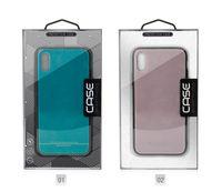 универсальный пластиковый розничный пакет для пвх оптовых-Универсальный ПВХ розничной упаковке упаковки коробки пластиковые коробки с вставкой для телефона чехол iphone XS MAX XR 8 7 6 plus Samsung S8 S9 20 desgine