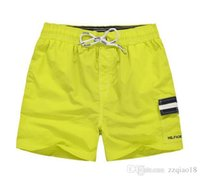 Wholesale swimwear retail for sale - retail New Summer AAA Bermuda Masculina Fashion Casual Beach polos Shorts Pony Standard Swimwear