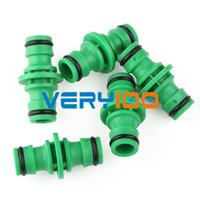 Wholesale hose joiner for sale - 5pcs Plastic Garden Washing Water Hose Pipe Connector Joiner Repair Coupler