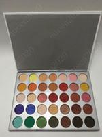 36 palette achat en gros de-Hot Stock Cosmétiques Shimmer Fard à Paupières Palettes 36 couleurs Femmes Étanche Maquillaje Shimmer Mat Ombre À Oeil Livraison gratuite