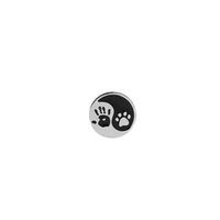 Wholesale gifts for kids girls - Black Palm Dog Paw Pins Enamel Paw Brooches quot Give me five quot Badges Cute Dog Puppy Cat Kitten Brooch Pins for Women Girl Kids