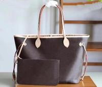 Wholesale dress size small free shipping - TOP Free shipping worldwide classic luxury collocation twin handbag handbag 40996 size 32cm 29cm 17cm