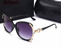 Wholesale ultraviolet goggles resale online - Fashionable new trend of the fashion trend of the women s sunglasses gao qing anti ultraviolet outdoor travel sunglasses colors