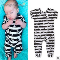 2c55775b65 Halloween Costumes Baby Onesies Romper Jumpsuit Short Sleeve Newborn Baby  Girls and Boys Clothes Infant Toddler Overalls Bebe Clothing