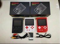 Wholesale android pad inch resale online - SUP IN Game BOX Console Handheld GAME PAD with retail box