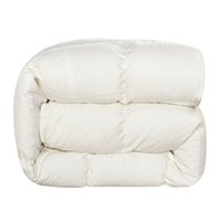Wholesale duvet duck - Duck down bedding-100% washed cotton duvet for winter autumn,90% duck down filler comforter soft quilt queen king size for adult