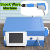 Wholesale physical equipment - Muscle Pain Relief Machine Shock Wave Therapy Equipment Shockwave Acoustic Wave Therapy Shock Wave Physical Therapy Machine For Pain Relief