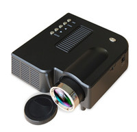 Wholesale Best Mini Portable UC28B projector LM Home Theater Cinema Multimedia LED Video Projector Support USB TF Card