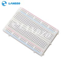Wholesale pcb universal - 400 Tie Points Holes Universal Solderless PCB Breadboard Mini Test Protoboard DIY Bread Board For Bus Test Circuit Board