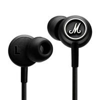 evrensel kulak içi kulaklıklar toptan satış-2019 Sıcak Marshall MODE Için Kulaklıklar Kulak Kulaklık Siyah Mic Ile Kulaklık HiFi Kulaklıklar Evrensel Kulaklıklar
