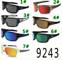 Wholesale New Designer Sunglasses for Men and Women Popular Outdoor Sport Cycling Sunglasses Dazzel Colors Goggles Sun Glasses Shades colors