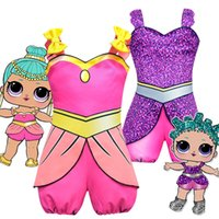 f2c0c01a048 Baby Girls Onesies Cartoon Jumpsuit Girls Kawaii Halloween Party Cosplay  Romper Jumpsuits Pants Costume Christmas Gift FFA912