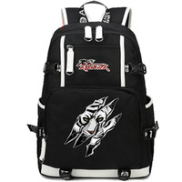 Wholesale cartoon school bag dog for sale - Group buy Bungo stray dogs backpack Nakajima Atsushi daypack Cartoon schoolbag Leisure rucksack Sport school bag Outdoor day pack