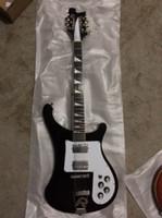 Wholesale left hand guitar 12 string resale online - New Arrival string electric guitar Model In Black