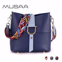 Wholesale Open Combination - MUSAA Small Composite Women Crossbody Bags Fashion Multi-purpose PU Leather Open Combination Shoulder Bag 2017 New Design MS1009