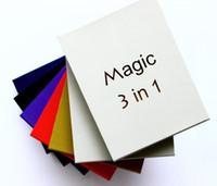 vaporizador de hierba seca magia g5 al por mayor-Magia 3 en 1 cigarrillo electrónico con vaporizador Cera Hace g5 MT3 cristal Globle EVOD hierba seca vaporizador PEN E kit de inicio de cigarrillos