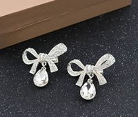 Wholesale crystal acrylic hair clips for sale - Group buy High Trendy Crystal Flower Bridal Hair Clips Wedding Accessories White Red Beaded Headpieces Sets Two Pieces In Stock zzh