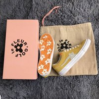 Wholesale Power 12 - 2017 Conve x Tyler the Creator One Star Golf le Fleur Mens 12 NIB Solar Power 160323C Sneaker Trainers Shoes Canvas shoes With box