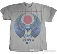 nouvelle chemise de style china achat en gros de-China Style Fashion Rock JOURNEY - Japon 81 - T-SHIRT T-SHIRT S-M-L-XL-2XL - T-shirt Officiel