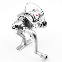 Wholesale china reels - China reel left Suppliers Hot sale 5.1:1 6BB Ball Bearings Fishing Spinning Reel Left Right SG3000 ABS Spool new arrival
