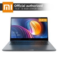 computer intel core i5 achat en gros de-Xiaomi Notebook Pro 15.6 '' 8 Go de RAM 256 SSD Intel Core i5-8250U Quad Core Ordinateur MX150 2 Go GDDR5 Reconnaissance d'empreintes digitales Laptop