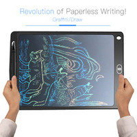 Wholesale kids tablet toys for sale - Group buy 10 Inch Colorful LCD Writing Tablet Drawing Toys Erase Drawing Tablet Electronic Paperless Handwriting Pad Kids Writing Board Gifts