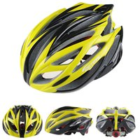 cores do capacete da motocicleta venda por atacado-Mountain Bike Capacetes de Ciclismo Ultraleve Road Bike Capacetes Da Motocicleta EPS + PVC 7 Cores Disponíveis Tamanho: L Adequado Circunferência Da Cabeça: 57-62 cm