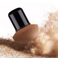 мягкая лицевая губка оптовых- Foundation Sponge Mushroom Head Cosmetic Puff  Make Up Flawless Facial Smooth Face Soft Tools Cosmetic Puff