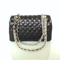 Wholesale Leather Crossbody Bags - Hot Sale Fashion Vintage Handbags Women bags Designer Handbags Wallets for Women Leather Chain Bag Crossbody and Shoulder Bags