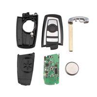 Wholesale 868mhz Remote - 868MHz Car Remote Smart Key for 1 3 5 7 Series CAS4 System Auto Vehichle Alarm Keyless Fob