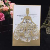 образец визитных карточек оптовых-лазерная резка кружева белая Свадебная открытка свадебные приглашения элегантные свадебные приглашения карты День Рождения бизнес-партия приглашения карты, образцы
