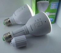 ingrosso bulbi base b22-Lampadina multifunzione ricaricabile 5W AC85-265V 400LM, base E27 B22, dimmerabile WW / DL, illuminazione interna ed esterna, senza telecomando