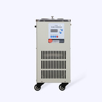 Wholesale Water Cooled Air - ZZKD Small Capacity Lab Low Temp Cooling Liquid Circulation Pump 5L Lab Recirculating Chiller Cycling Liquid Cooling Pump