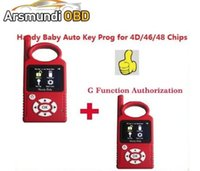 ingrosso copia chiave del chip toyota-DHL free Russia versione portoghese V8.8.9 Handy Baby G Funtion Key Key Programmer programmatore auto per 4D / 46/48 Chips + G Chip Copy Function