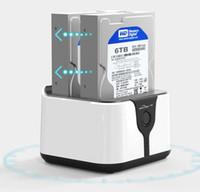 ssd kartları toptan satış-SATA USB 3.0 hdd yerleştirme istasyonu 2.5 / 3.5