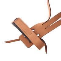 ingrosso arco protezione per le dita-Protezione per le dita 3 Tiro con l'arco Proteggi le dita Guanto da caccia Guanto da tiro Arco Freccia Guardia per caccia all'aperto 3 colori