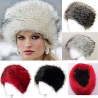 Venta caliente sombrero de la princesa de piel de zorro ruso sombrero de  piel de zorro real mujeres invierno gorro de cuero caliente tocado Mongolia  cap 57969f951ac3