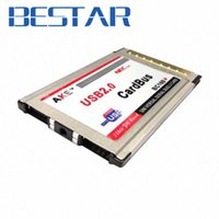 Wholesale nec laptops for sale - Group buy USB2 USB Ports PCMCIA PC CardBus mm mm Latop Notfor NEC Chip insert type