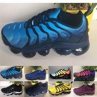 Wholesale lighting indoor floor - New Rainbow Vapormax 2018 BE TRUE Men Woman indoor Running Shoes For Real Quality Fashion Men running Vapor Sports Sneakers