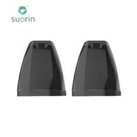 Wholesale Resistance Design - 2pcs Suorin Vagon Cartridge 2ml with 1.1-1.2ohm coil Resistance Designed for Suorin Vagon Kit High Quality E-cig Spare Part