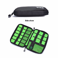 Wholesale usb flash drive bag digital for sale - Group buy Outdoor Electronic Accessories Bag Hard Drive Organizers Earphone Cables USB Flash Drives Travel Case Digital Product Picnic Bag