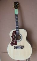 Wholesale sj Acoustic Guitar Made Of Solid Maple Fir Top Maple side and back in wooded