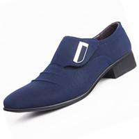 da6c6c441 sapato social venda por atacado-Sapatos de escritório homens sapatos de  casamento homens formais sapatos