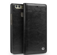 Wholesale Small Fit - 5181 small Special ostrich patterned leather case for iPhone6S plus,flip cover with card holder for iPhone6 plus