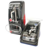 vaporisateur de tabac électrique achat en gros de-Usine en gros automatique Cigarette Électrique Injecteur Machine à Rouler Tabac Fabricant Maker Électronique Grinder Crusher Dry Herb Vaporisateur